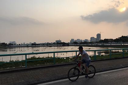 5.ベトナムの温暖な気候・治安は安定