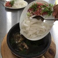 ベトナムの麺について