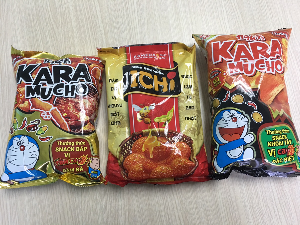 ベトナムで大好評!日系菓子メーカーの頑張り