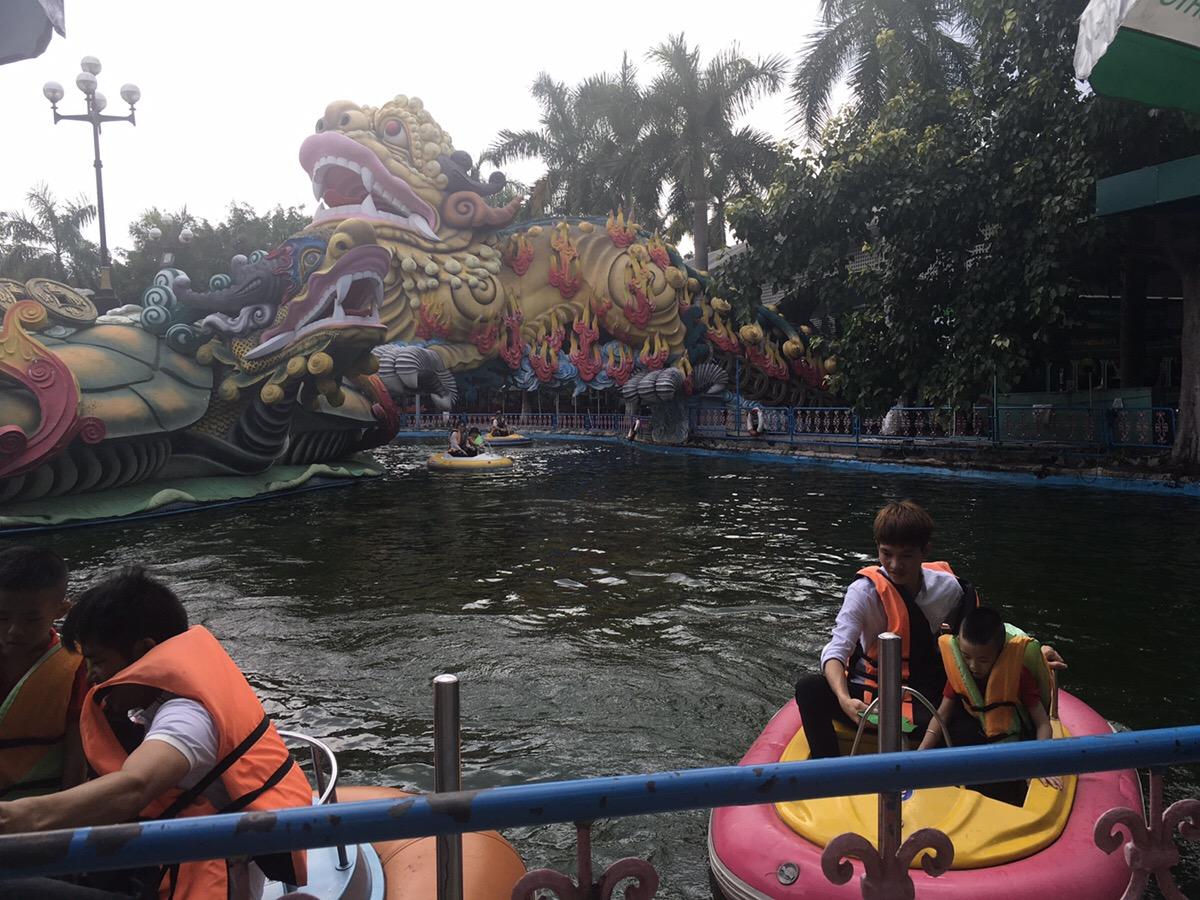 スイティン公園(ボート)