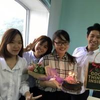 ベトナムでの誕生日ケーキ事情