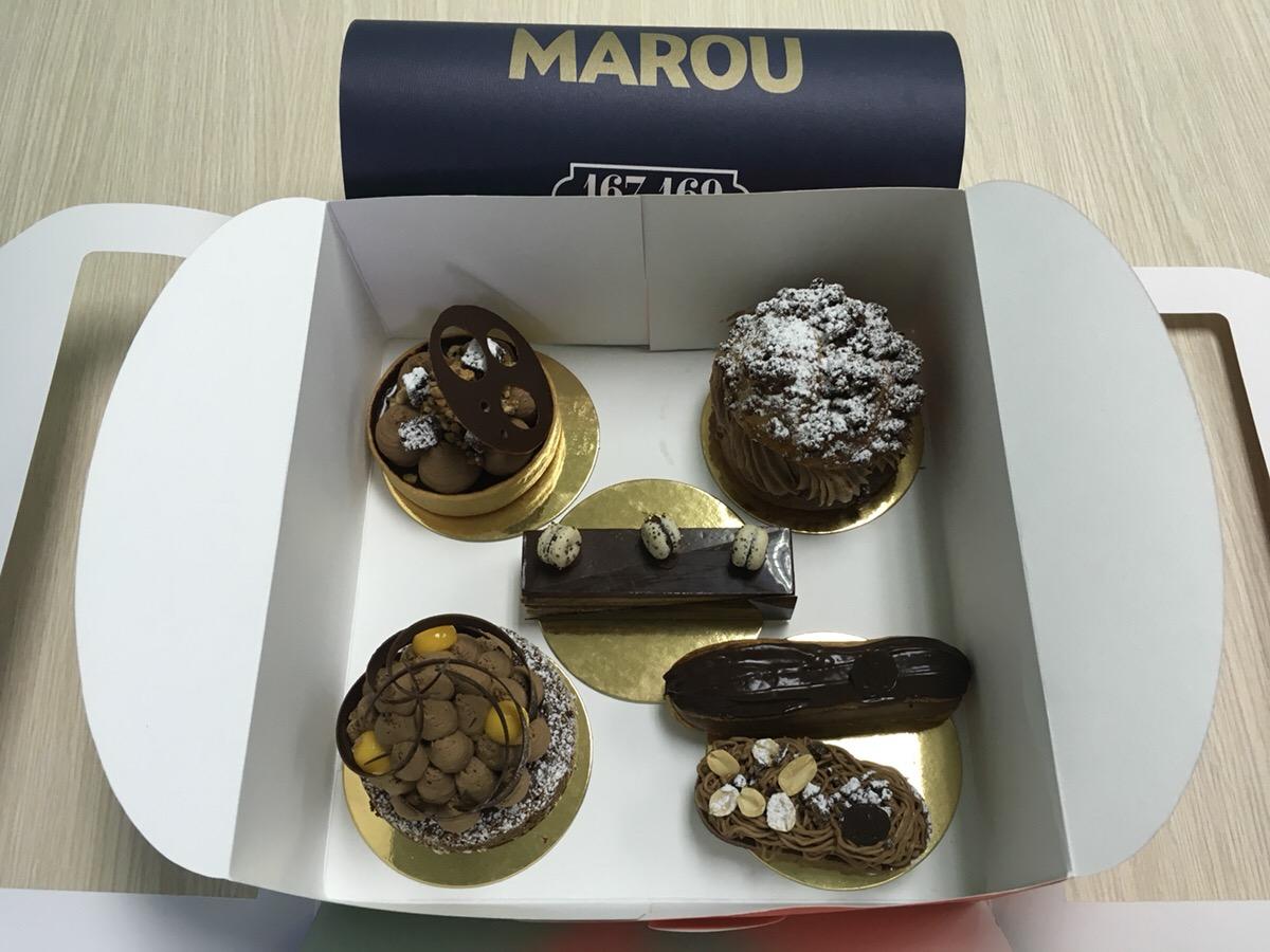 MAROUチョコレート9