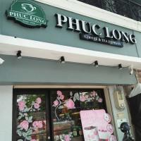 ベトナムのカフェチェーン店