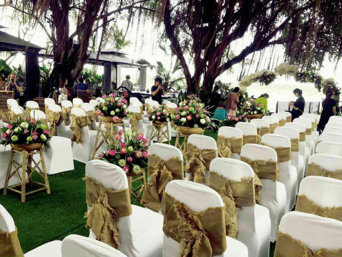 ベトナムの結婚式