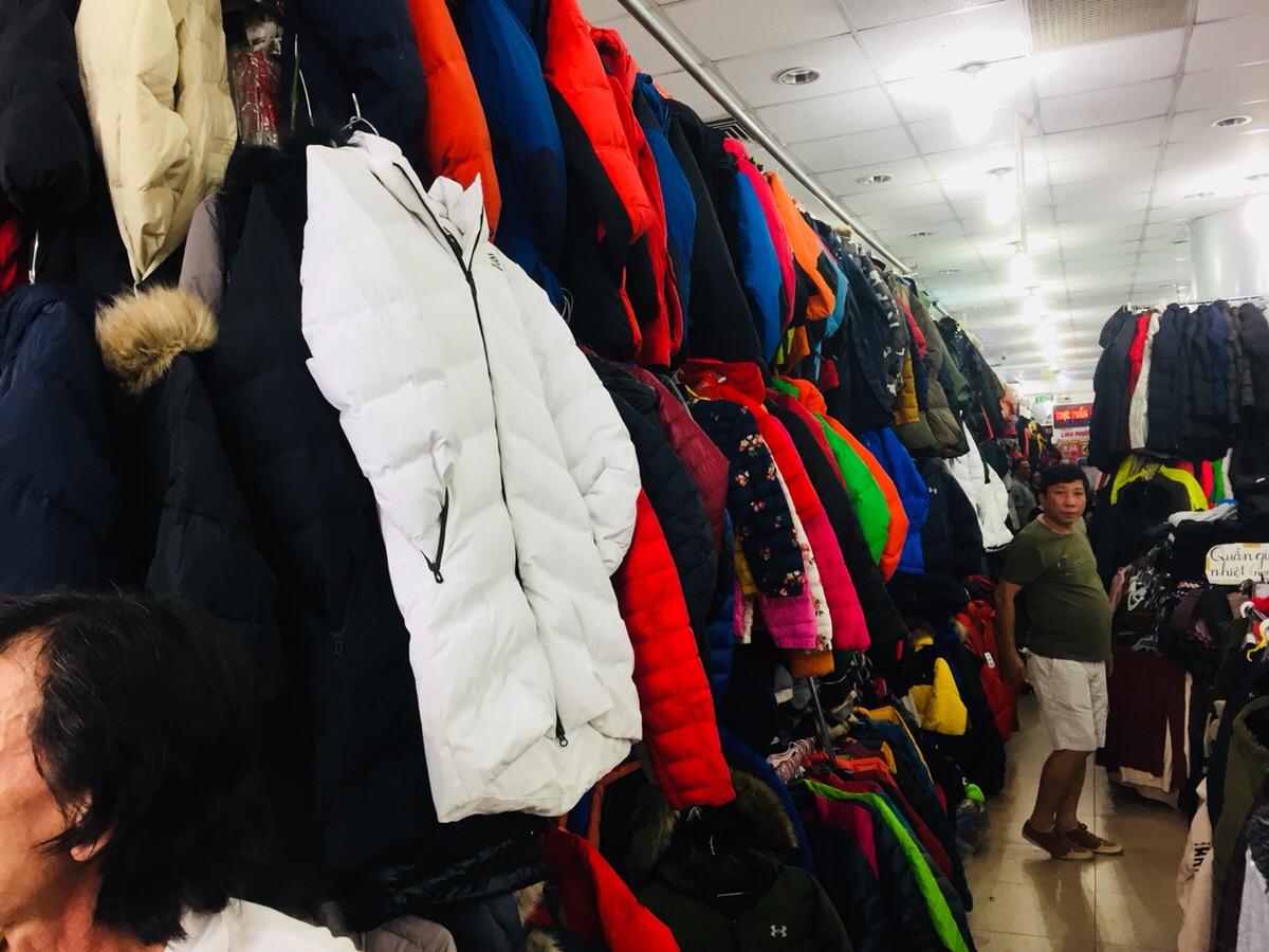 ロシアンマーケット 冬服