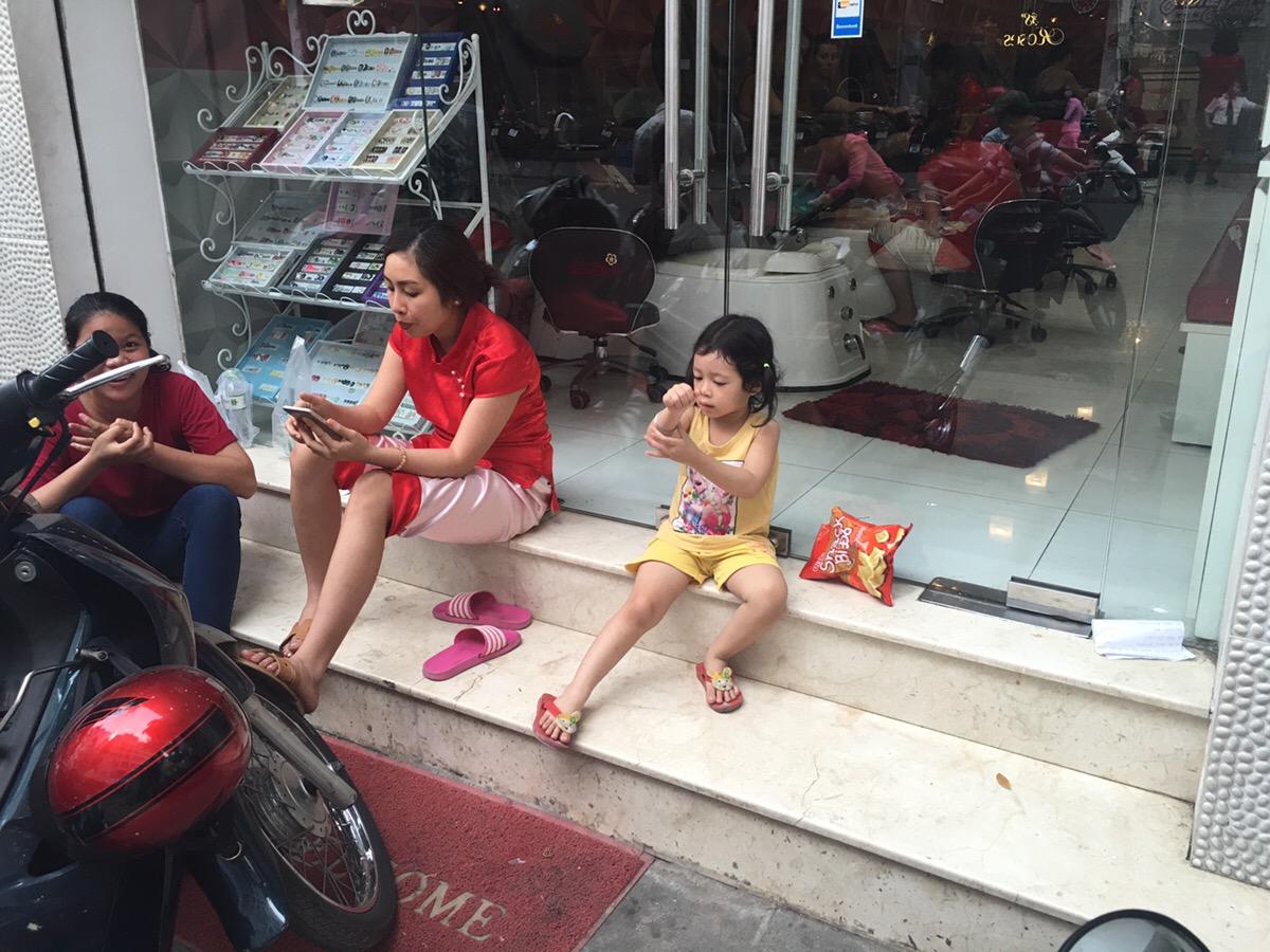 ベトナム 子供