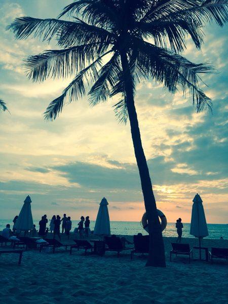 ベトナム フーコック島 ビーチ
