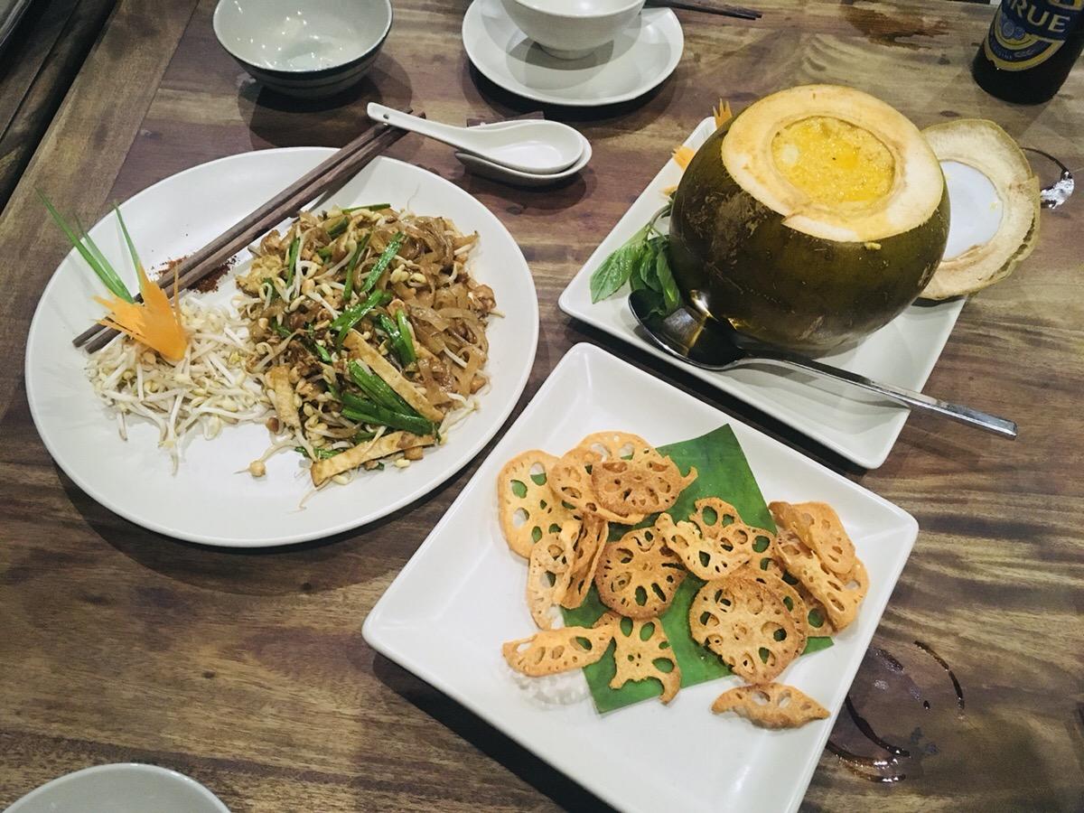 ベトナムベジタリアンレストラン Hum