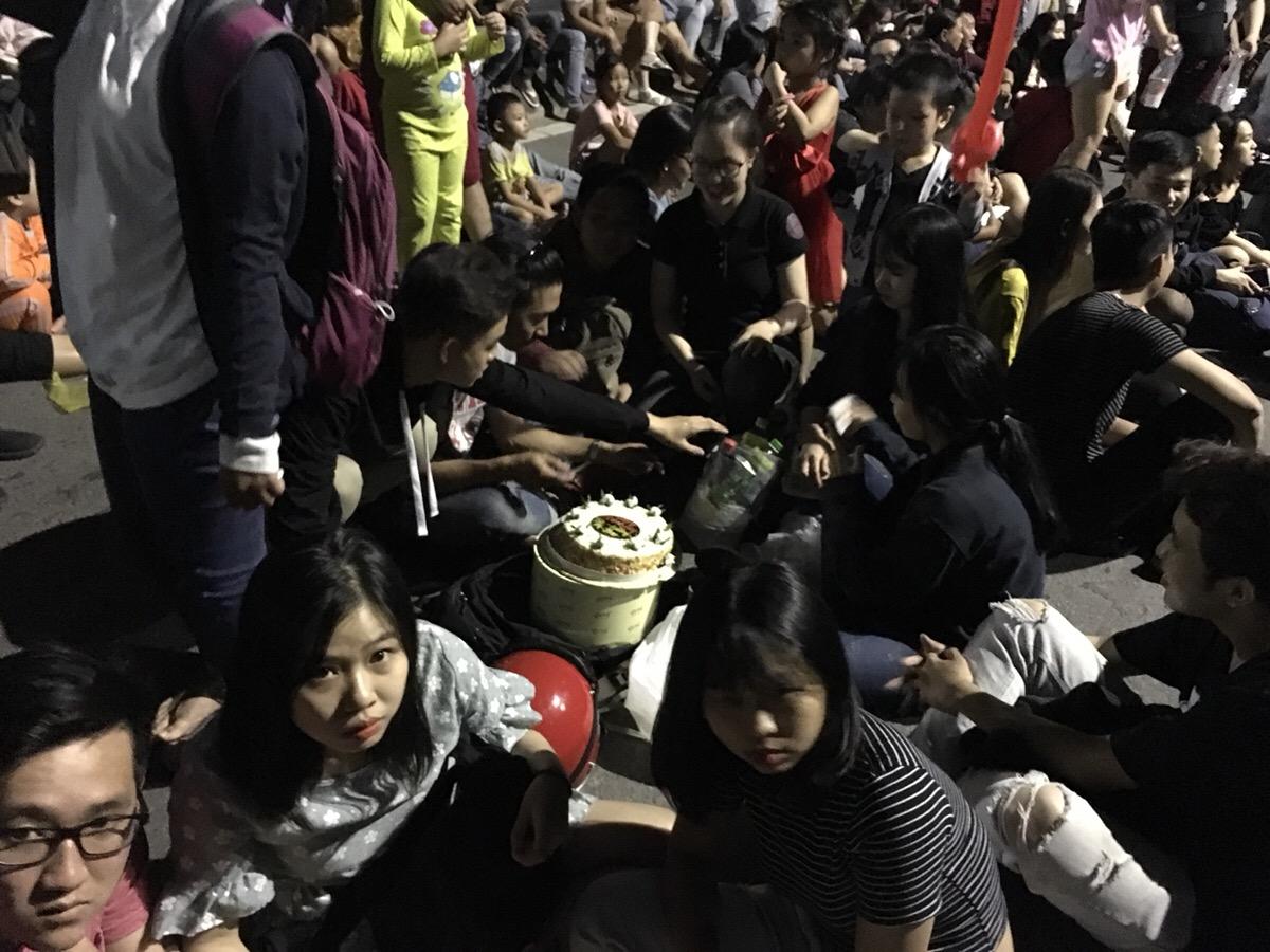 ベトナムの新暦正月