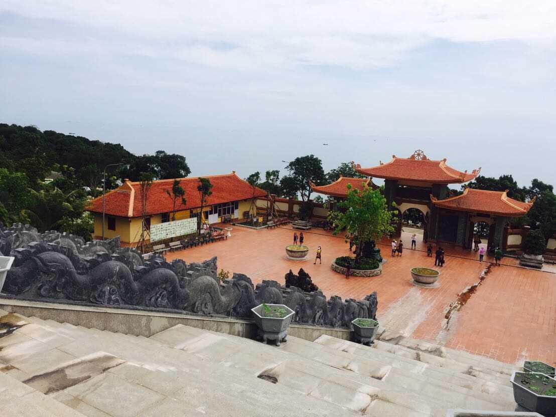 ベトナム フーコック島 ホーコック寺