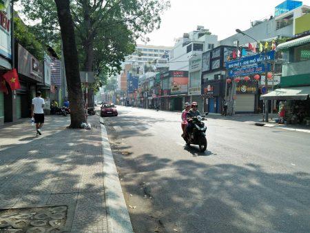 ベトナム お正月 テト 街