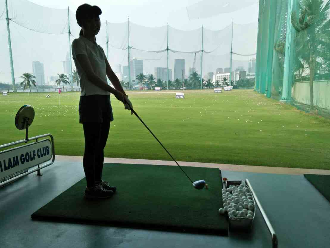 ベトナム ゴルフ