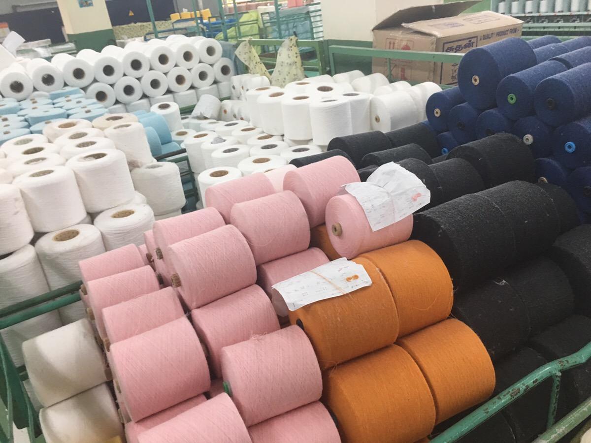 生産管理 縫製 繊維 ベトナム