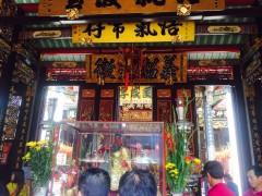商売繁盛祈願!ベトナムの初詣(ホーチミン5区チョロン街)