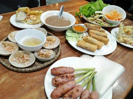 ベトナム フエ料理