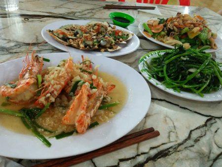 ベトナム中部料理  ホイアン