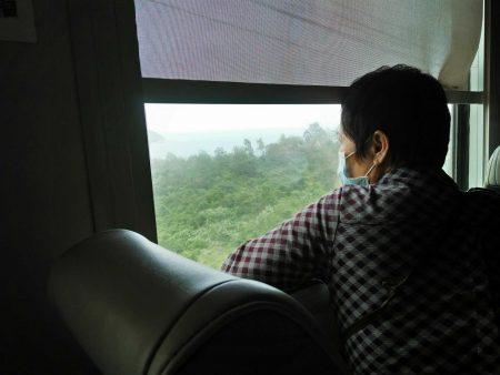ベトナム国有鉄道 統一鉄道 ダナン-フエ