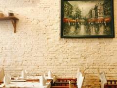 オシャレなフレンチ・地中海料理レストラン