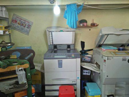 Photo Copy 印刷 ホーチミン ベトナム