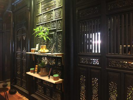ベトナム ホーチミン カフェ フエ建築 ちえり ZUZU