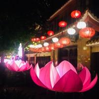 ベトナム・年に一度の釈迦生誕祭