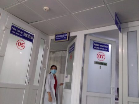 ベトナム ホーチミン 健康診断 Van Hanh General Hospital
