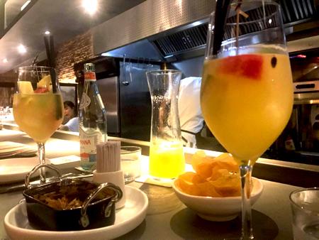 ベトナム ホーチミン タパス スペイン料理 Octo Tapas