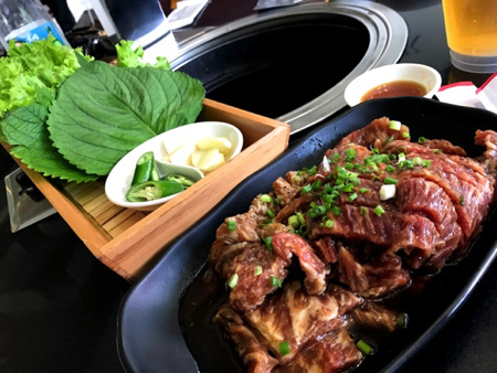 ホーチミン 韓国式焼肉 Plan-K