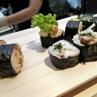 2区に新オープン手巻き寿司専門店