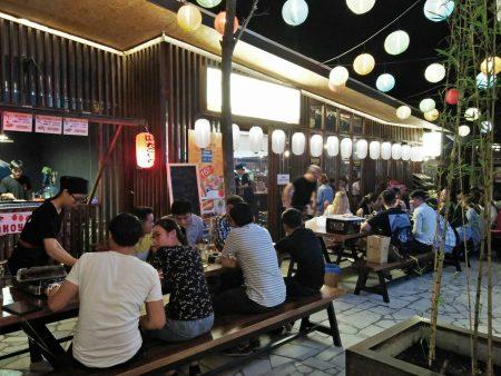 ホーチミン 2区に新オープン手巻き寿司専門店