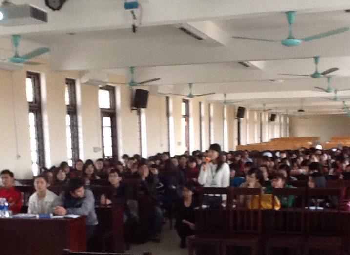 ベトナム ホーチミン 日本語教師 教育