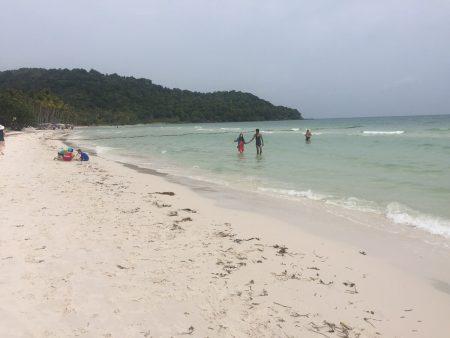 ベトナム ニャチャン ビーチ