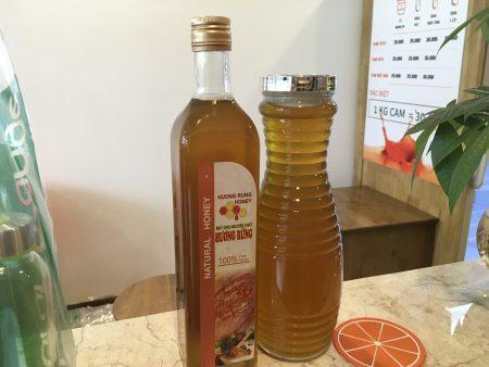 無農薬オレンジ使用!ホーチミン・オレンジジュース専門店