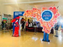 大手企業出店多数!FEEL JAPAN IN VIETNAM 2018ホーチミン