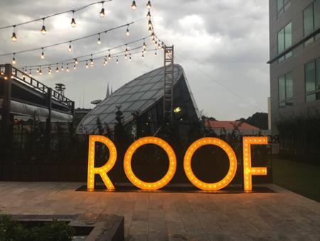 ベトナム ホーチミン The Rooftop BBQ
