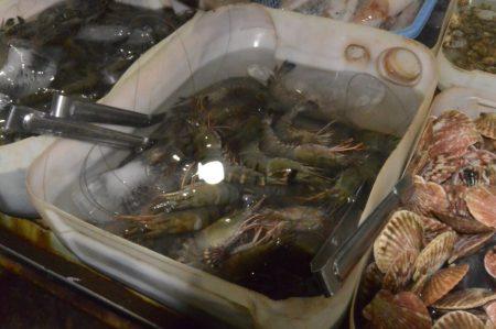 ベトナム ムイネー 刺身 ビーチリゾート