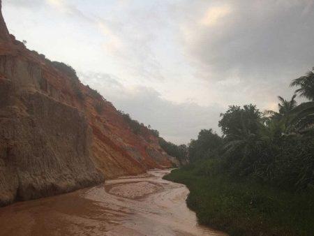 ベトナム ホーチミン ファンティエット ムイネー リゾート 砂丘
