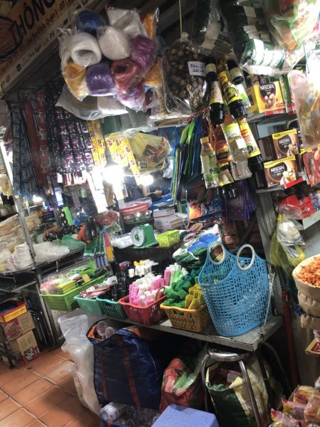 ベトナム ホーチミン タンディン市場 Chợ Tân Định