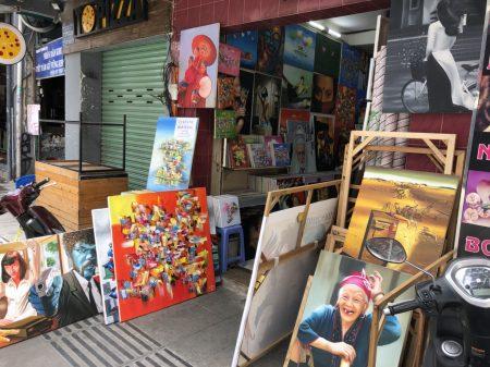 ベトナム ホーチミン バックパッカーストリート