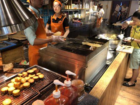 ベトナム ホーチミン 食べ放題 ベトナム料理 Lang Farm