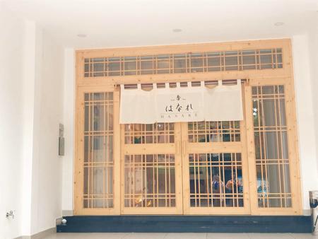 ベトナム ホーチミン 寿司 Sushi Hung 2区
