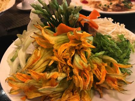 ベトナム ホーチミン ベトナム料理 Dong Restaurant ちぇり