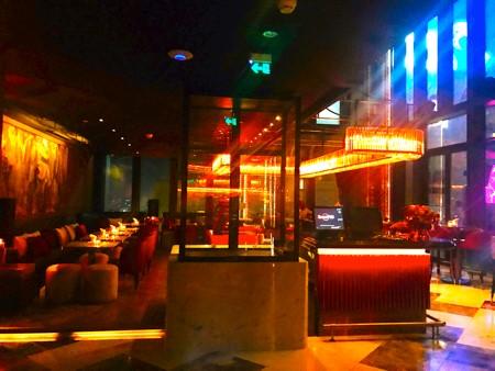 ベトナム ルーフトップバー&レストラン