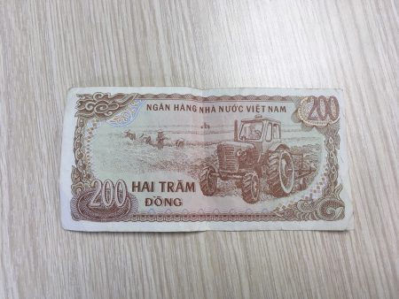 ベトナム 紙幣 お金