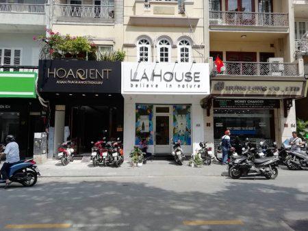 ベトナム ホーチミン パヒューム 香水 Lá House