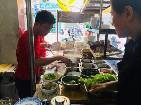 ベトナム ホーチミン ベトナム料理 中華料理 点心