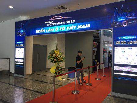 ベトナム モーターショー 2018 車