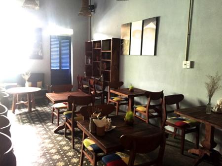 ベトナム ホーチミン Bep Me In カフェ レストラン ベトナム料理
