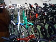 ベトナム・ホーチミンの自転車事情