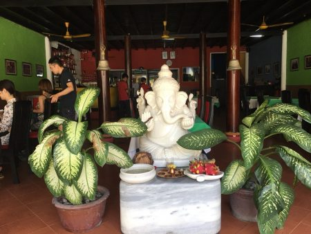 ベトナム ムイネー インド料理